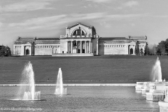 ART MUSEUM AT FOREST PARK  #BW200
