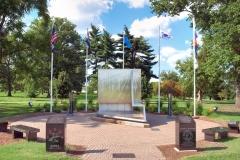 KOREAN WAR MEMORIAL  #FKW100