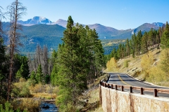 ROCKY MOUNTAIN NATIONAL PARK TWENTY SEVEN  #LRM126